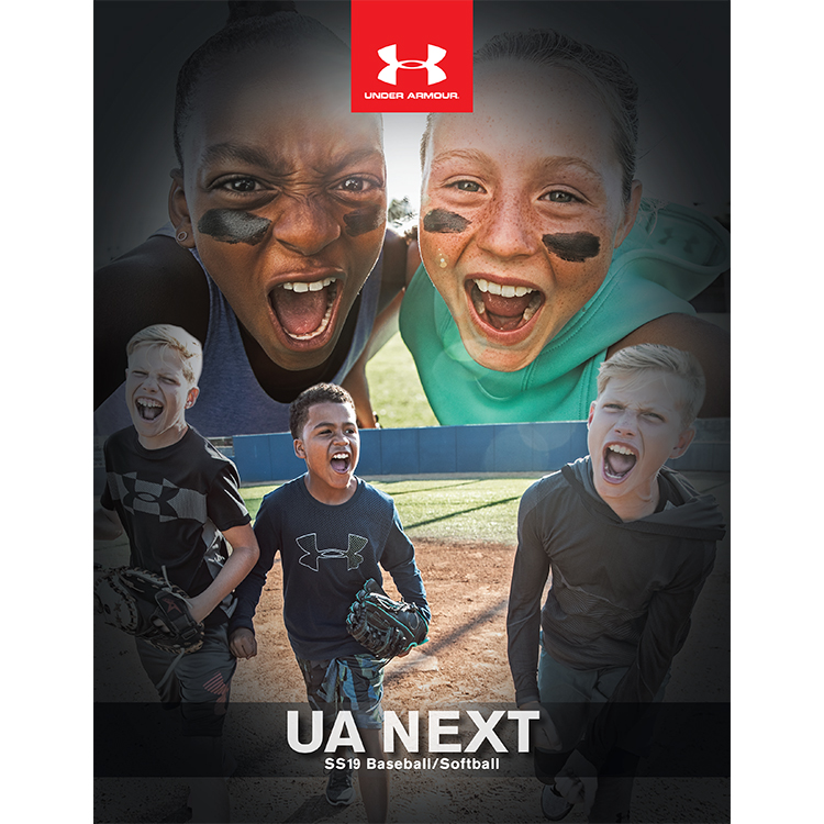 Under Armour UA Next Spring/Summer